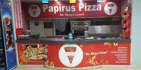 Papirus Pizza Siverek Şubesi