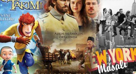 Şanlıurfa Sinemalarında Vizyondaki Filmler ve Seansları