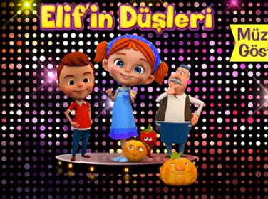 Elif'in Düşleri Müzikal Gösteri