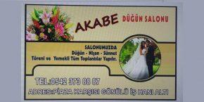 Akabe Düğün Salonu