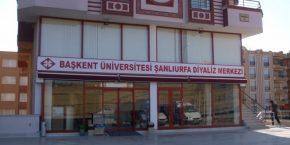 Başkent Üniversitesi Şanlıurfa Diyaliz Merkezi