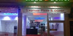 Express Pizza ve Döner