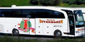 Has Diyarbakır Seyahat Hilvan Şubesi