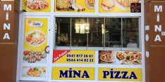 Mina Pizza ve Döner Salonu