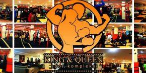King & Queen Spor Kompleksi