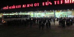 Siverek Şehirlerarası Otobüs Terminali