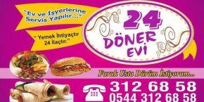 24 Döner Evi