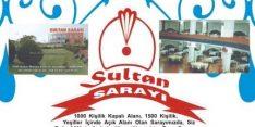Sultan Sarayı Düğün Salonu