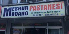 Meşhur Modano Pastanesi