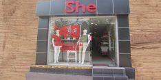 She Life Hürriyet Caddesi Şubesi