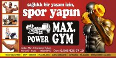 Max Power Gym