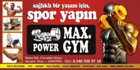 Max Power Gym