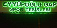 Eyyüpoğlu Gap Halı Saha