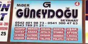 Mider Güneydoğu Seyahat Viranşehir Şubesi