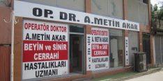 Operatör Doktor Metin Akar