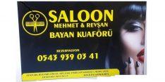 Saloon Mehmet & Revşan Bayan Kuaförü