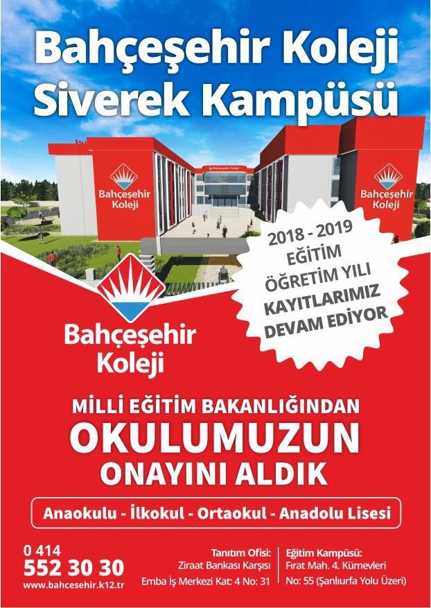 Bahçeşehir Koleji Siverek