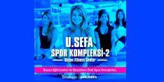 U.Sefa Spor Kompleksi-2 Bayan Fitness Salonu