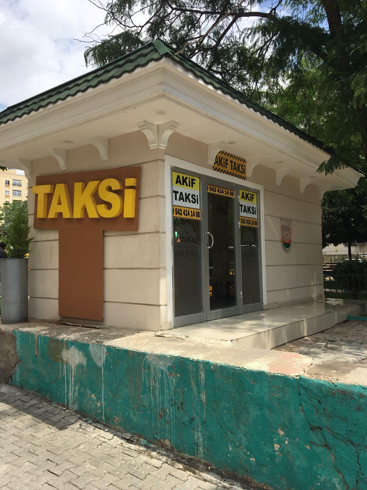 Akif Taksi