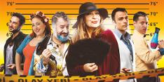 Şen Makas Tiyatro Gösterisi