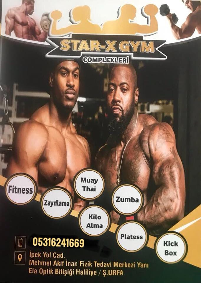 Star – X Gym Complexleri