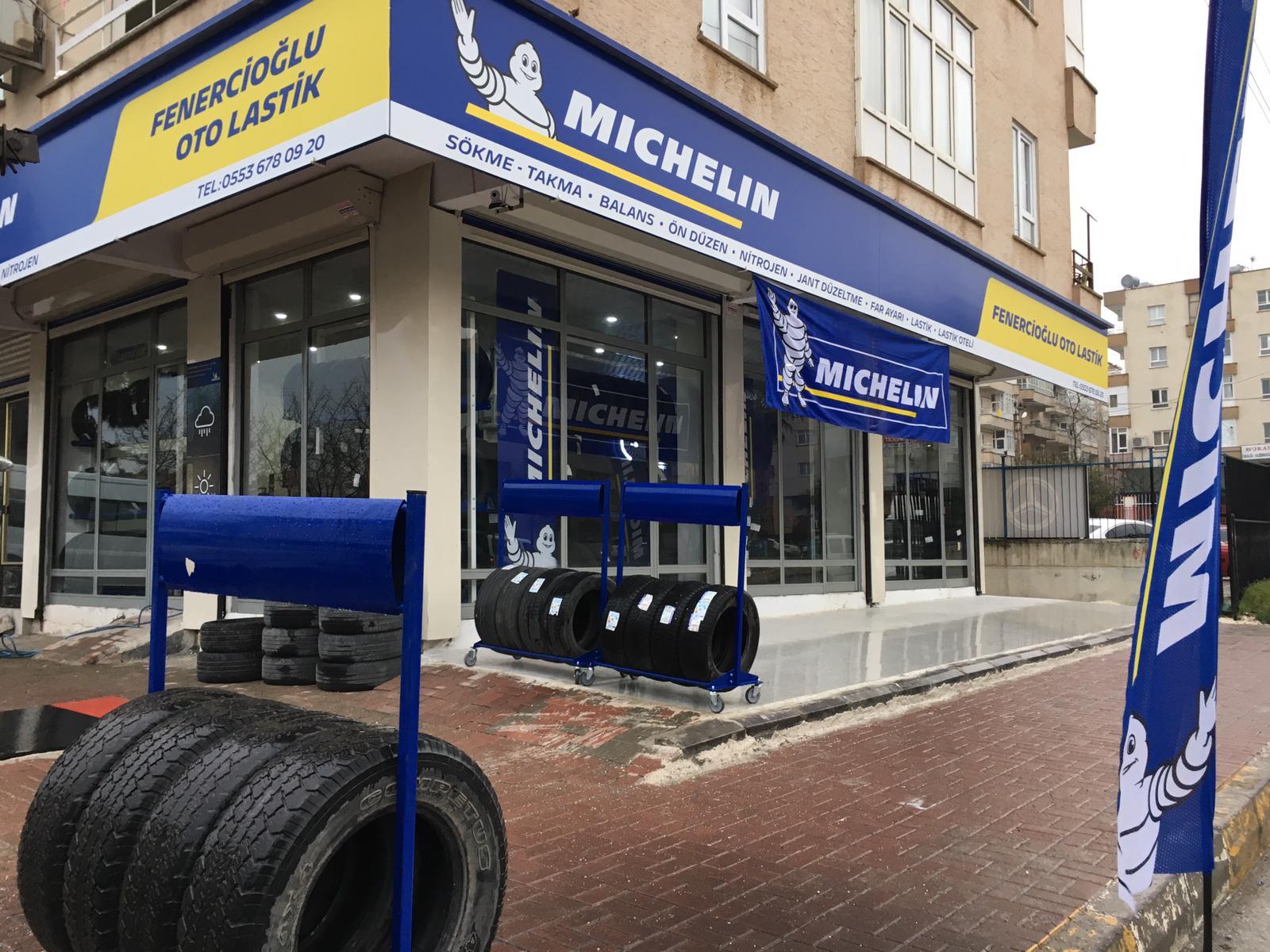 Michelin Şanlıurfa Bayii (Fenercioğlu Lastik)