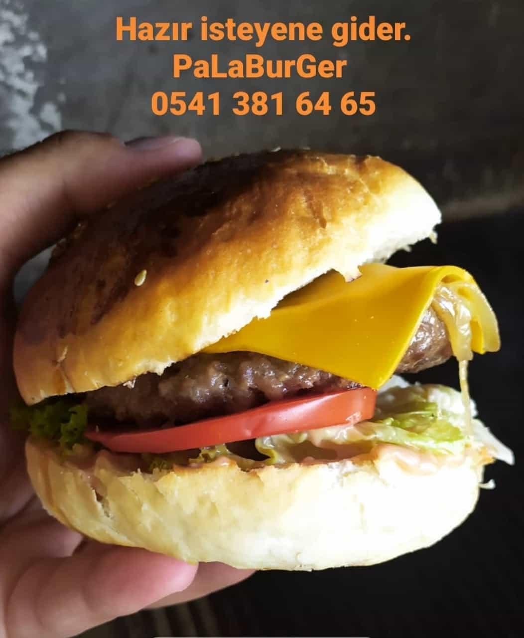 Pala Burger Hamburger & Kebap